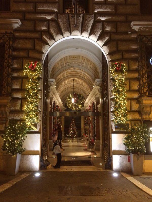 Decorazioni per alberghi addobbi natalizi roma e lazio for Obi addobbi natalizi