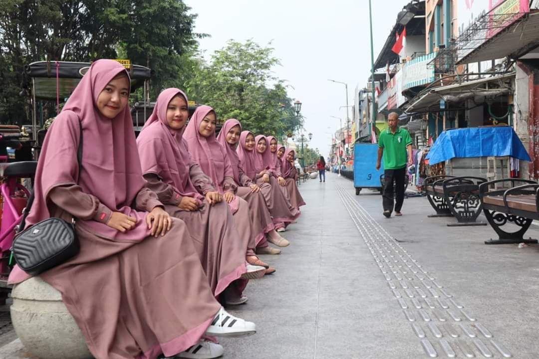 Baju Warna Coklat Susu Cocok Dengan Jilbab Warna Apa