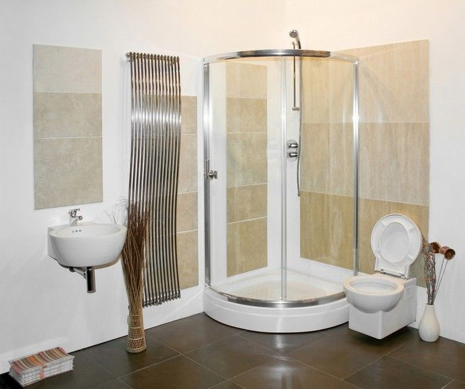 small shower stalls kits