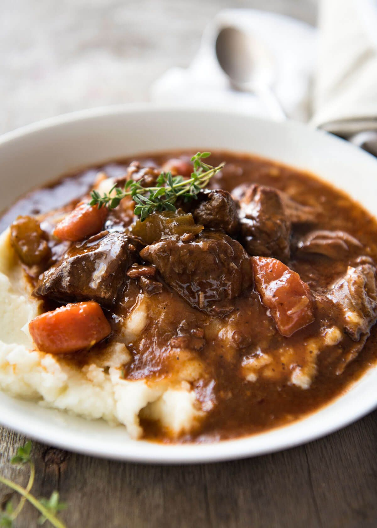 Irish Beef And Guinness Stew Recipe Beef Stew Recipe Guinness Stew Recipe Slow Cook Beef Stew
