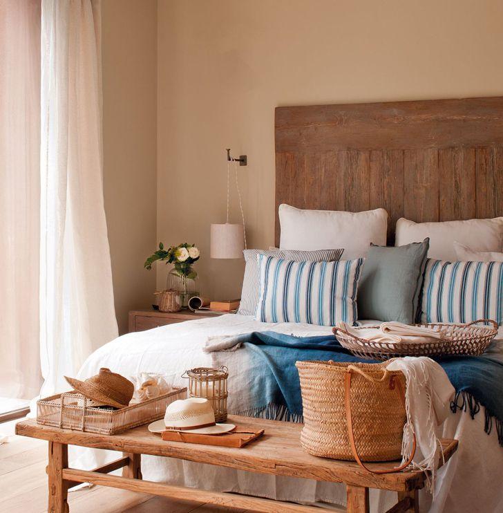 современные спальни дизайн: Импровизации на тему изголовья