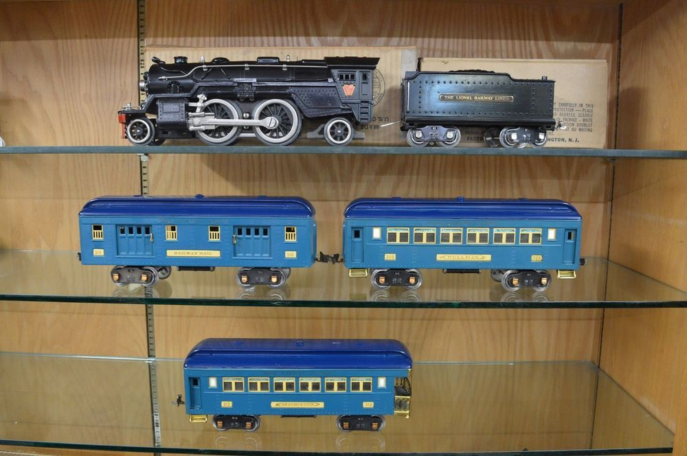 Lionel Standard Gauge 1835E Loco with 1835W Tender and 309