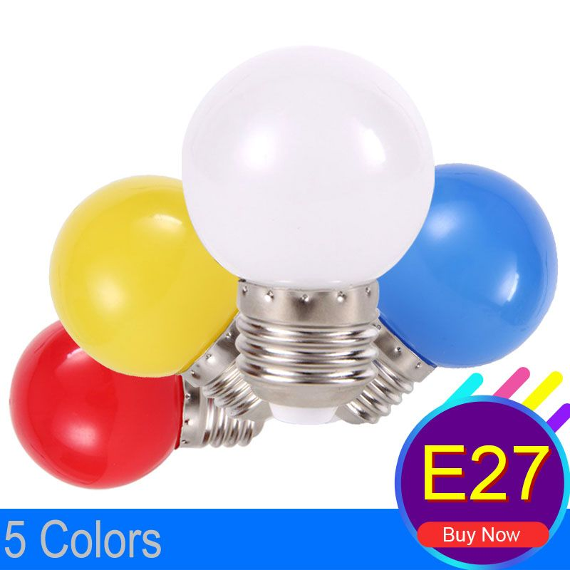 led color light bulb bombillas led e27 screw neon lights smd2835 led global lamp fashion dj