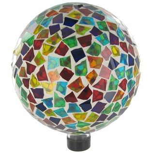 "10"" Mosaic Gazing Ball 