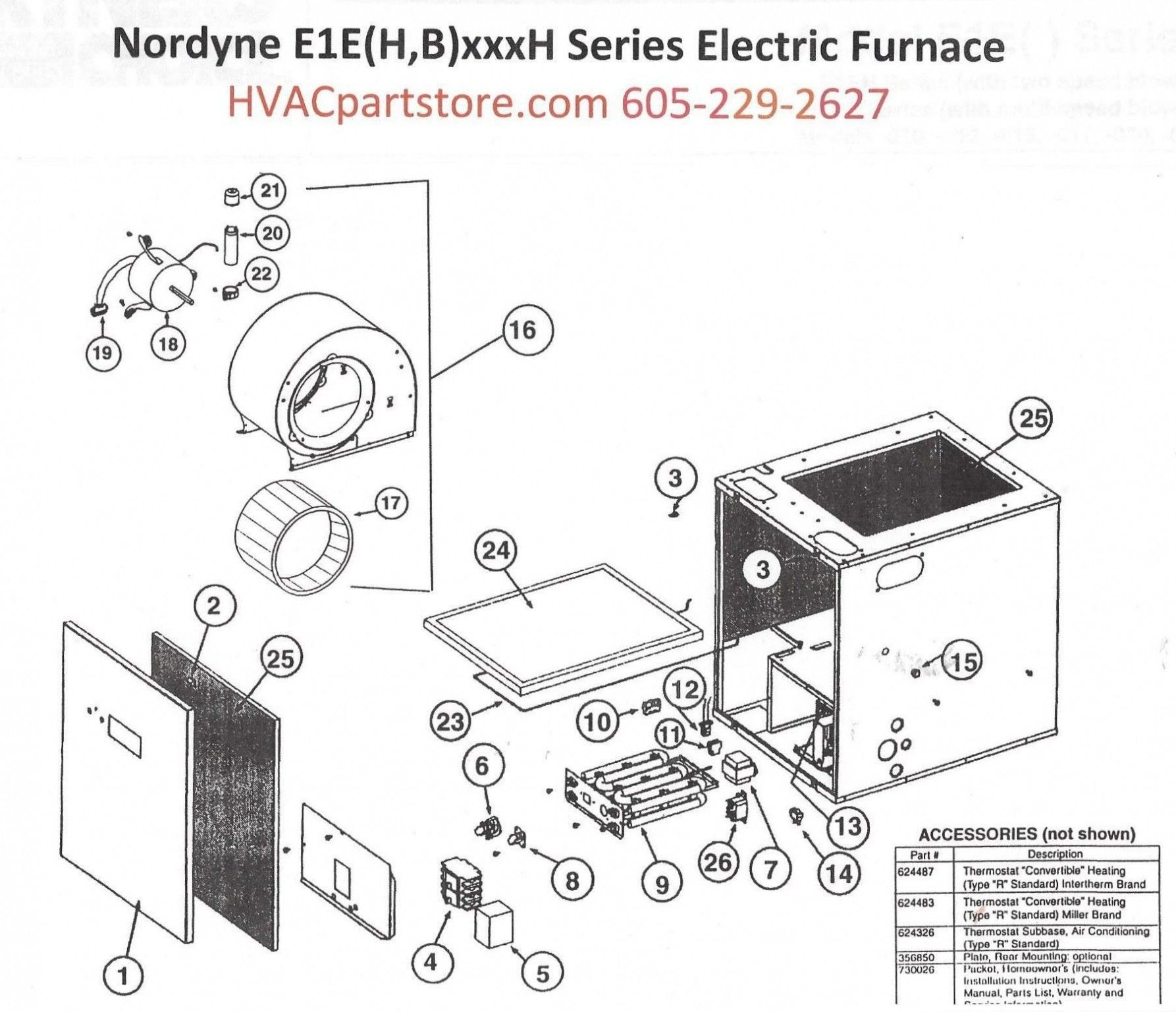 New Wiring Diagram For An Electric Furnace