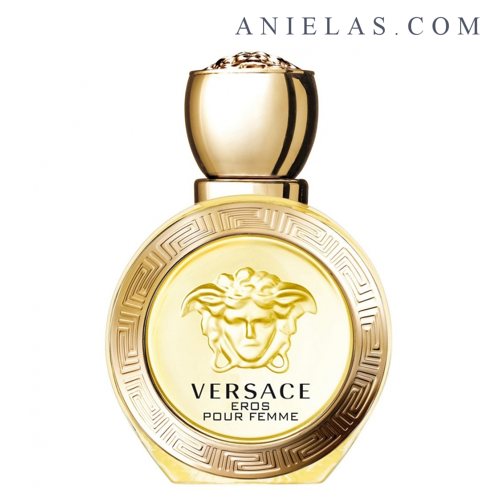Versace Eros Pour Femme 100ml Edt Spray In 2018 Womens Perfume Parfum Original Antonio Banderas Radiant Seduction Black Man By Anielas Visit