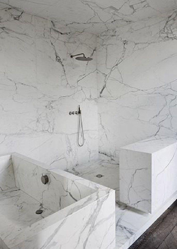 40 Great White Marble Bathroom Design Bathroom Bathroomideas Bathroomdesign Ideas Marble Bathroom Designs White Marble Bathrooms Bathroom Interior
