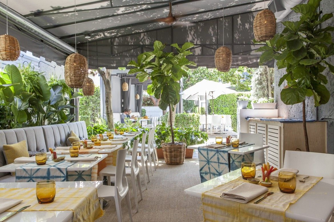 The Avalon Palm Springs A New Oasis Of Cool In Desert Destination That S Hotter Than Ever Chi Restaurant At