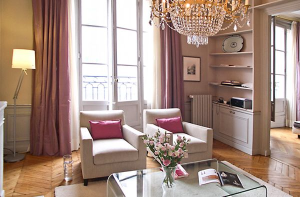 Simply Vintageous .......by Suzan: My Paris Apartment