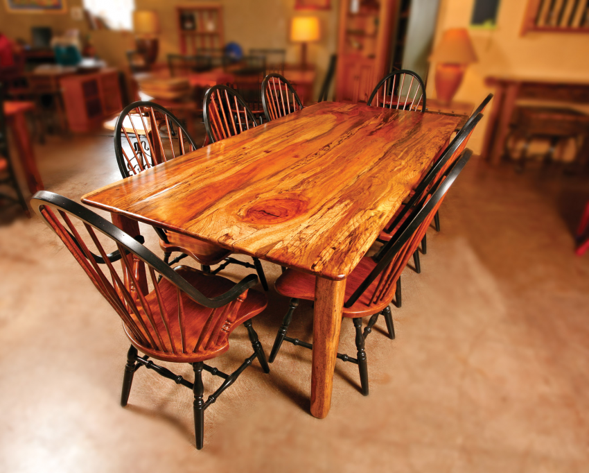 Pecan Furniture Tables Mantles Handmade In Rosenberg Texas