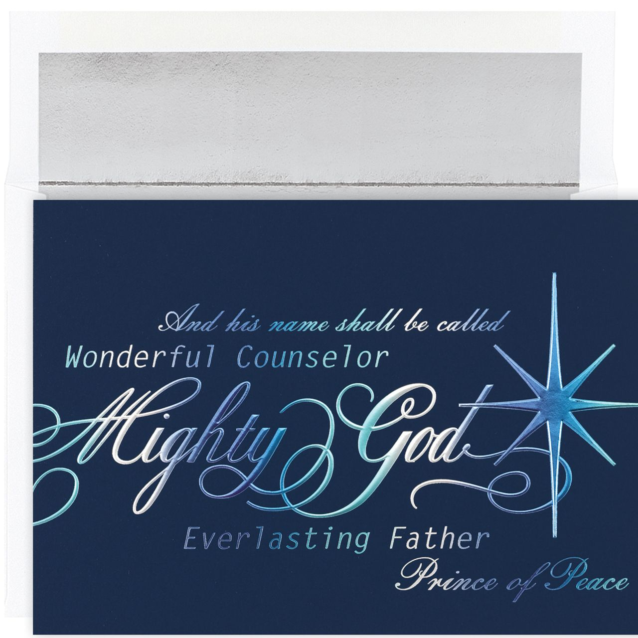 Prince of peace religious christmas card religious christmas cards mycards4less prince of peace religious christmas card 1760 httpwww kristyandbryce Gallery