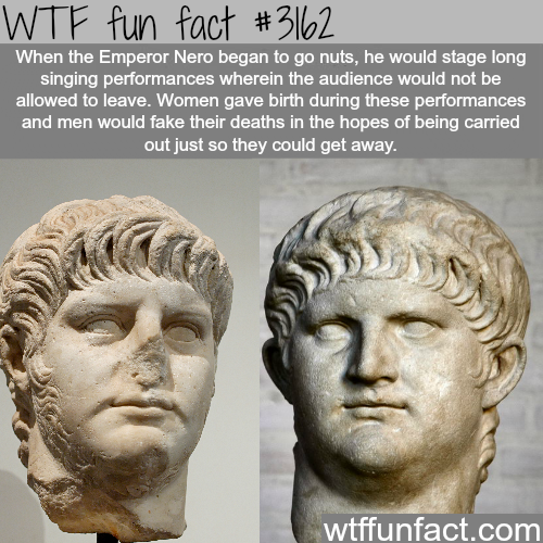 Funny Istory: Craziest Man In History? - WTF Fun Facts