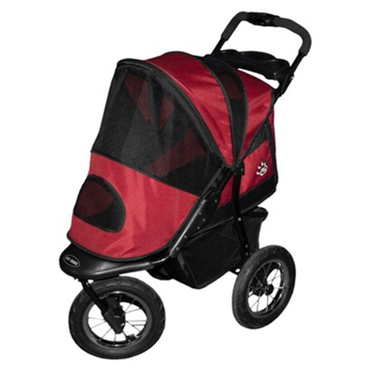 The red Pet Gear Jogger Pet Stroller >>> See this awesome