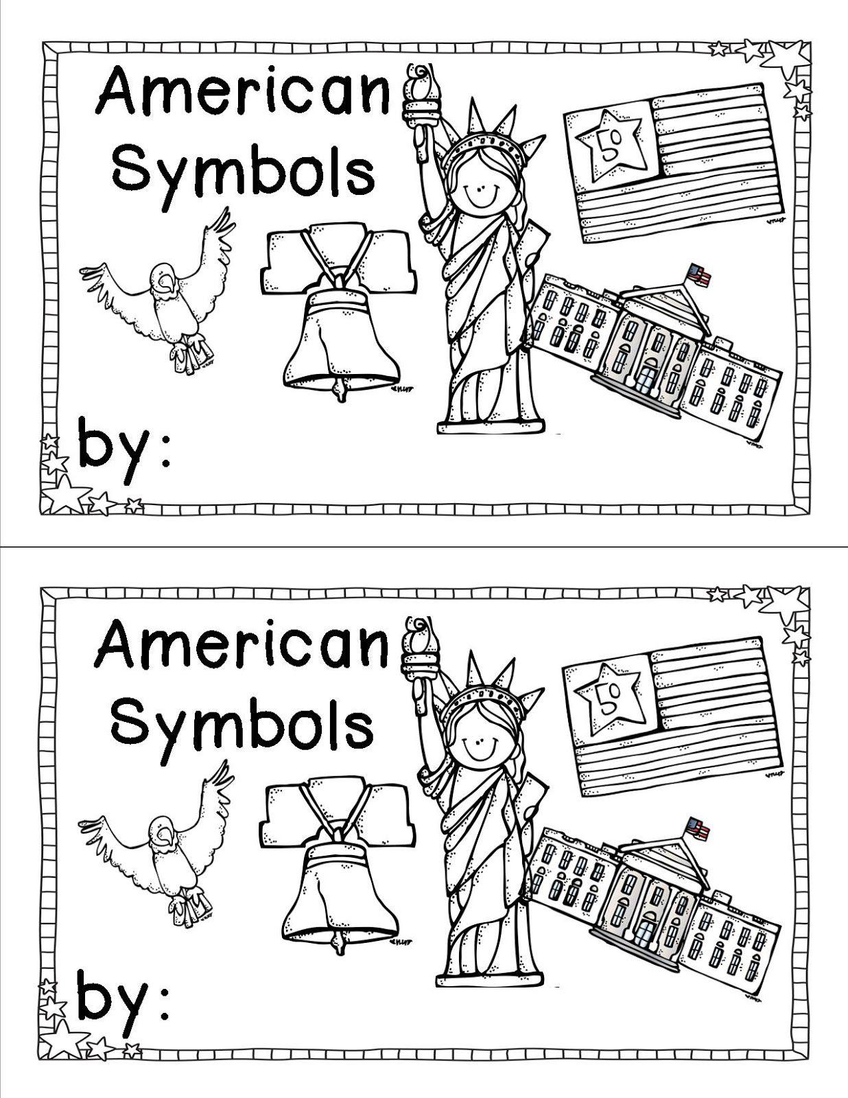 Teacher to the Core: American Symbols   Kindergarten social studies [ 1600 x 1236 Pixel ]