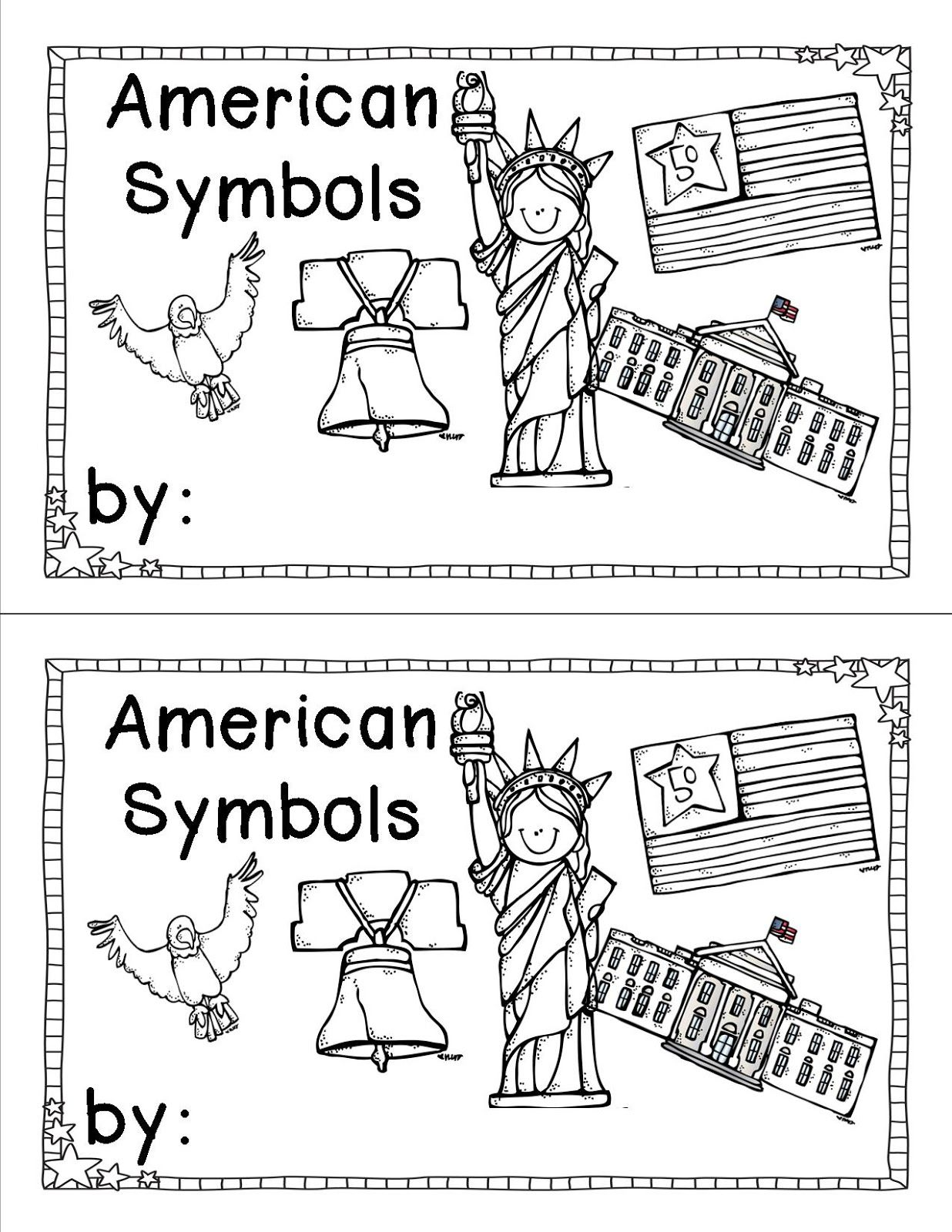 hight resolution of Teacher to the Core: American Symbols   Kindergarten social studies