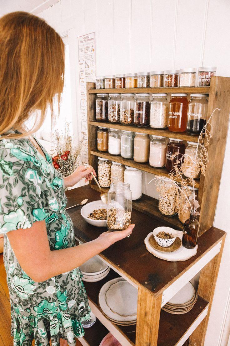 DIY: Plastikfreier Pantry - Zauber- und Zigeunerkollektiv , #küchedeko #gypsy