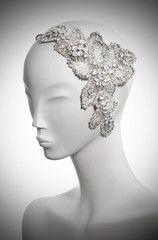 Crushing on Jenny Packham's bridal accessories