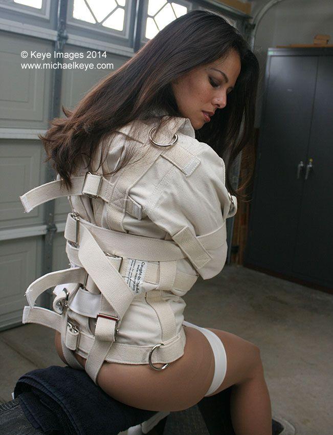 Straight Jacket Bondage - JacketIn