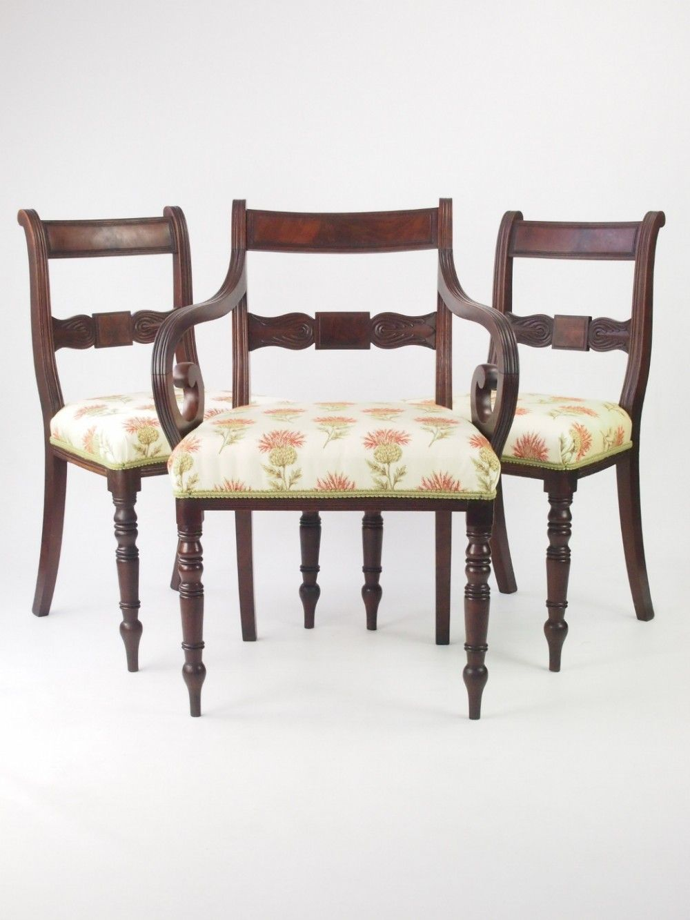 Antique regency dining chairs - Set Antique Mahogany Regency Dining Chairs 311188 Antique Mahogany Dining Chair Mahogany Set