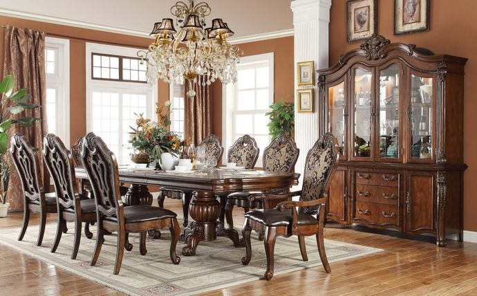 42+ Formal dining room sets with hutch Trending