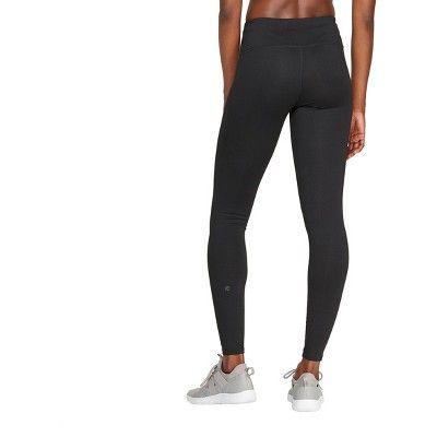 6f863adc48ae34 Women's Everyday Active Mid-Rise Leggings - C9 Champion Black Xxl - Short,  Size: Xxl Short