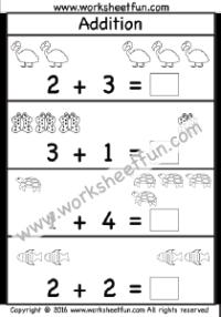 picture addition sums up to 5 13 worksheets kindergarten worksheets free printable. Black Bedroom Furniture Sets. Home Design Ideas