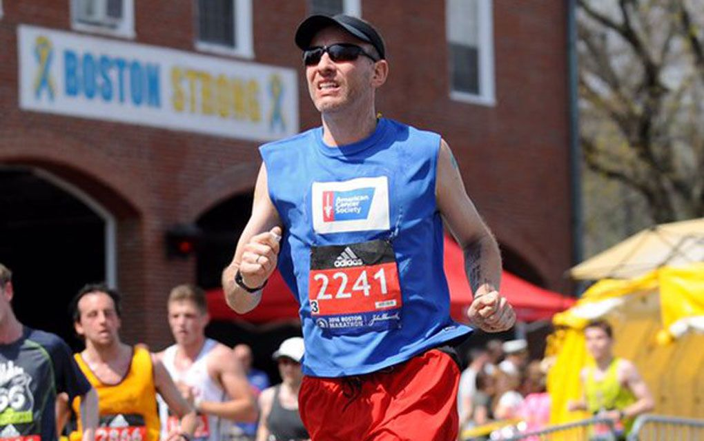 Jorge Calzada Zubiria Nos Cuenta De Una Perspectiva Diferente Cómo Enfrentó El Maratón De Boston Y Logró 2 48 39 Correr Maraton
