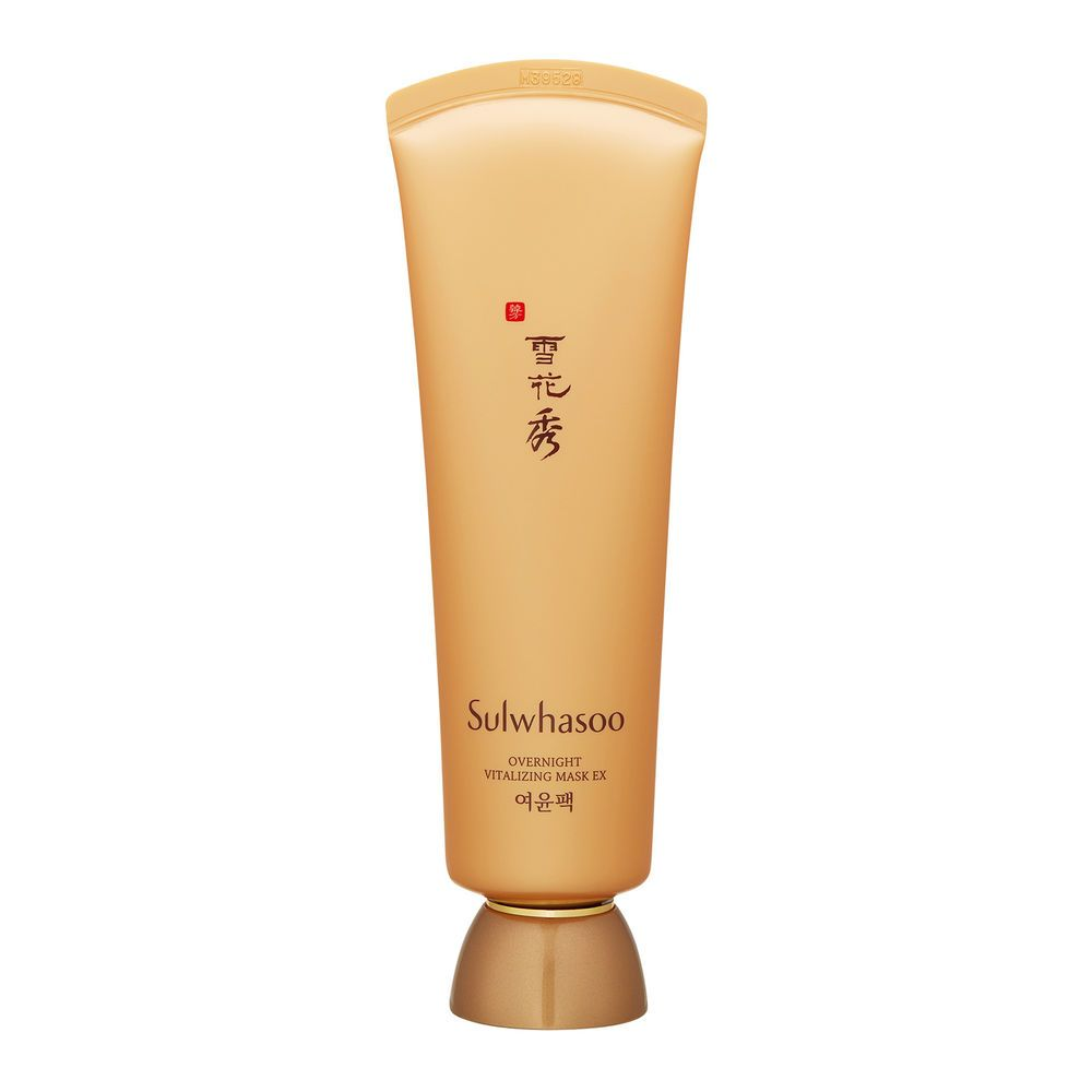 Sulwhasoo Overnight Vitalizing Mask Ex Soft Texture Cream120ml K Time Treasure Renovating Cream 8ml Beuaty