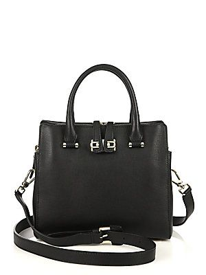 Furla Exclusively For Saks Fifth Avenue Mediterranean Small Satchel