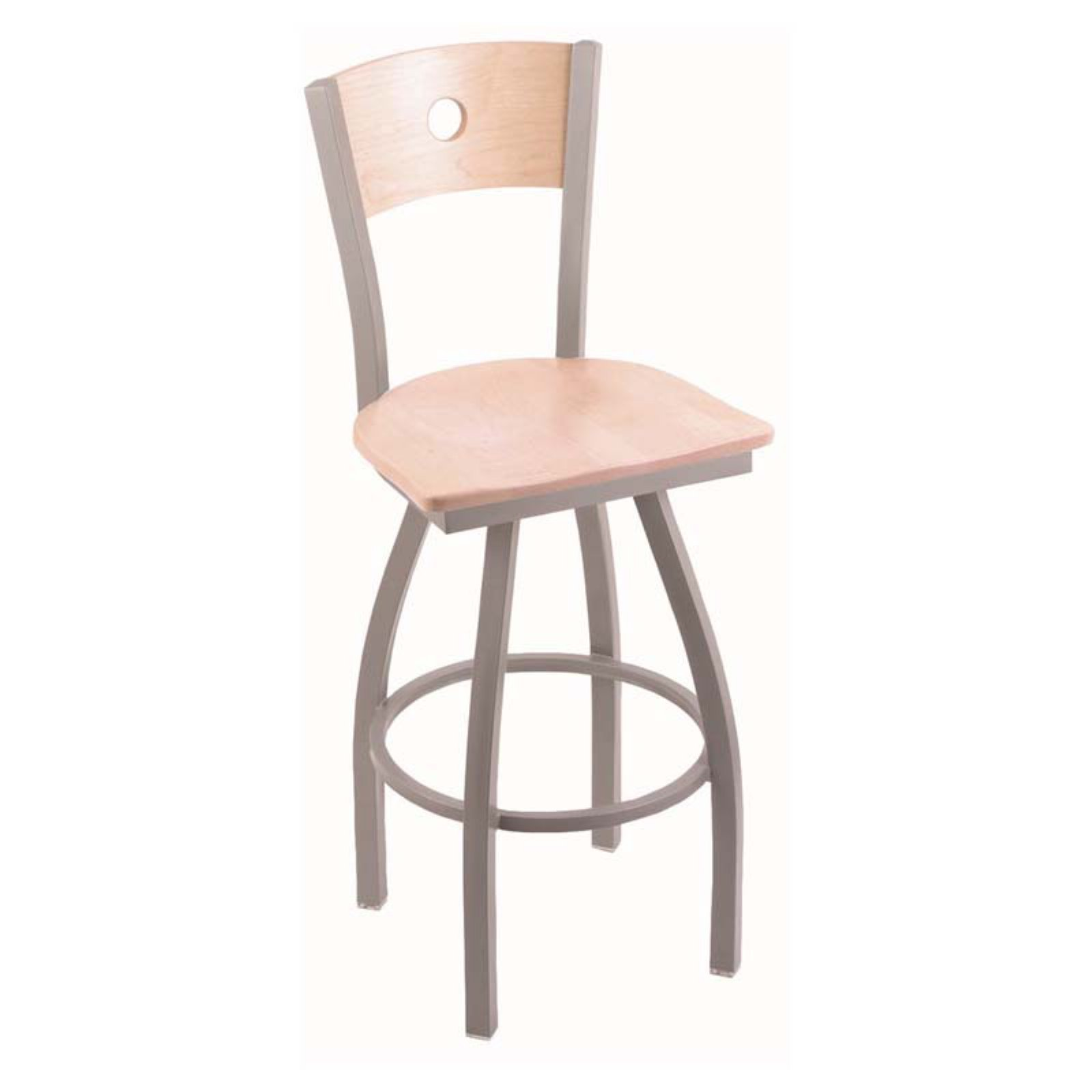 Holland Bar Stool Voltaire 36 In Extra Tall Swivel Bar Stool With