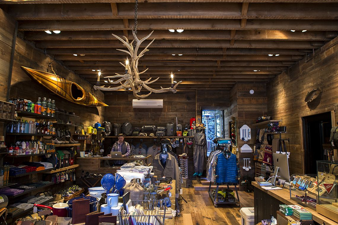 An Outdoor Lifestyle Shop And Fly Fishing Depot In Cold Spring Outdoor Store Outdoor Adventure Store Adventure Store