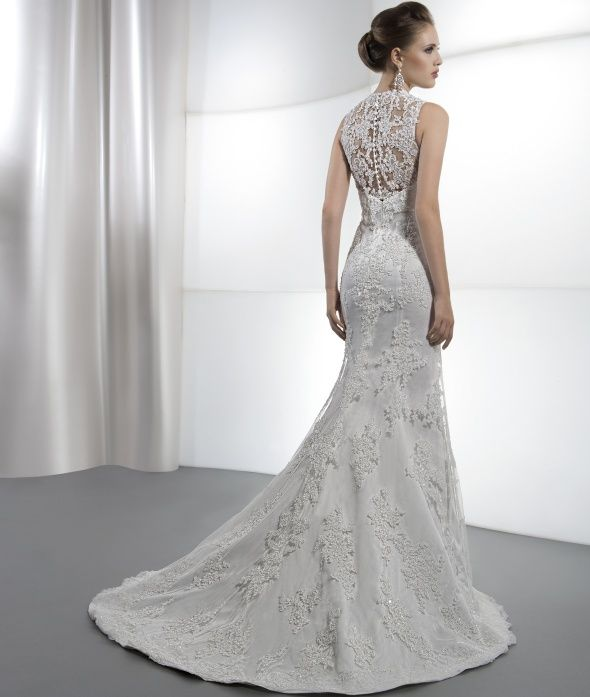Ultra Sophisticates Style 1435 by Demetrios | Wedding | Pinterest ...