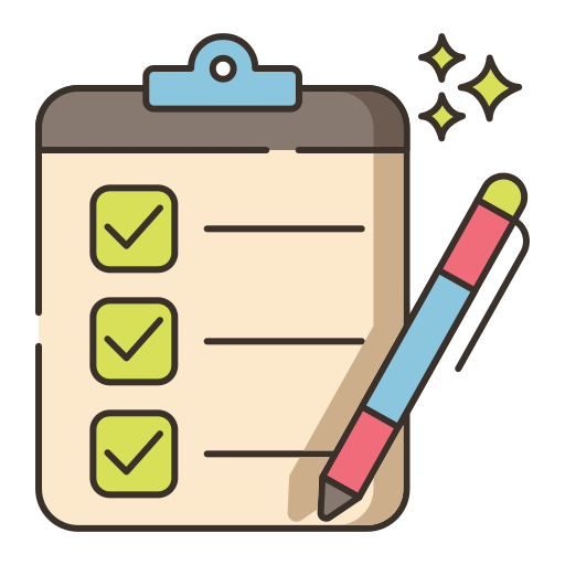 Checklist free vector icons designed by Flat Icons | Work icon, Vector icon design, Cute app