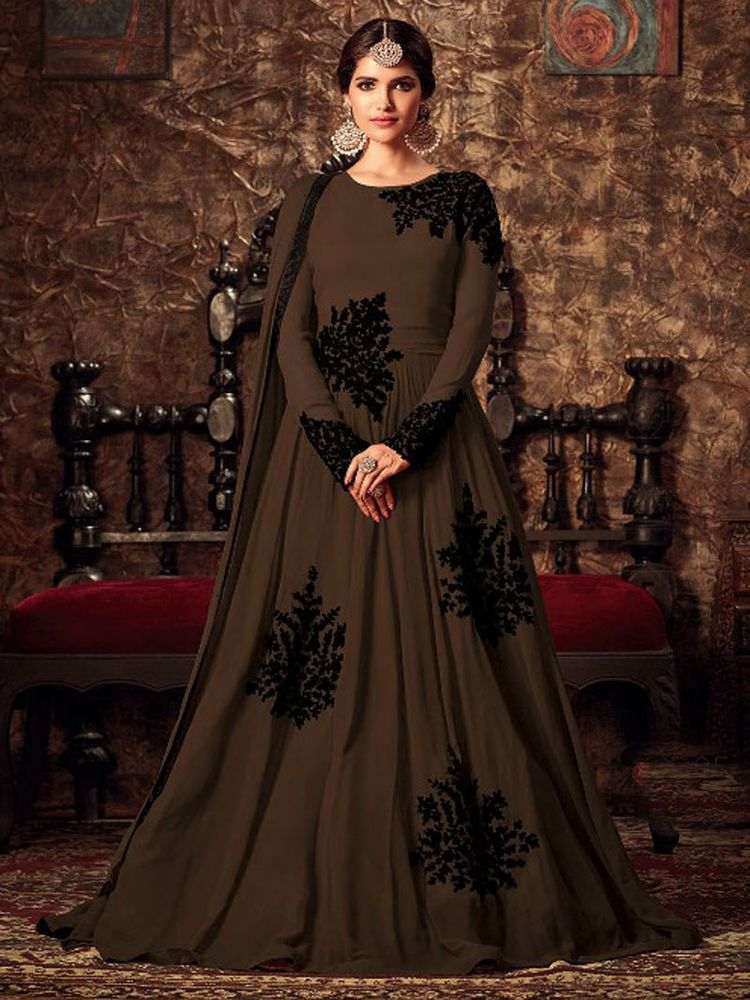 f32055ef2e Indian Designer Bollywood Anarkali Salwar Kameez Suit Party Wear Ethnic  Dresses #Handmade #salwarkameez