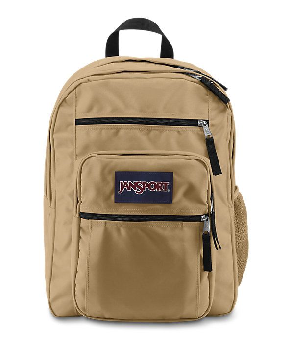 real quality fashionable patterns special for shoe Big Student | Backpacks | JanSport | Brown backpacks ...