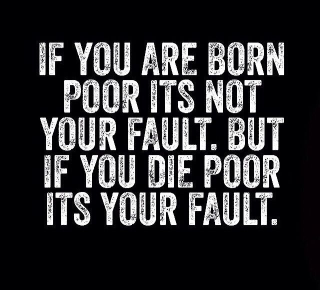 Poor Vs Rich Freedom Quotes Financial Freedom Quotes Savvy Quotes