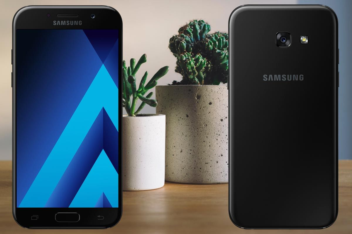 Download Samsung Galaxy A5 2017 SM-A520F/K/W Oreo 8 0 Stock
