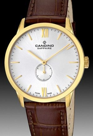 Reloj Sr Candino Watches For Men Leather Watch Classic Collection