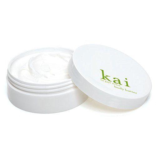 Kai Body Butter 6.4 oz Kai http://smile.amazon.com/dp/B005XR50R8/ref=cm_sw_r_pi_dp_ngSTvb0Z1SV0J