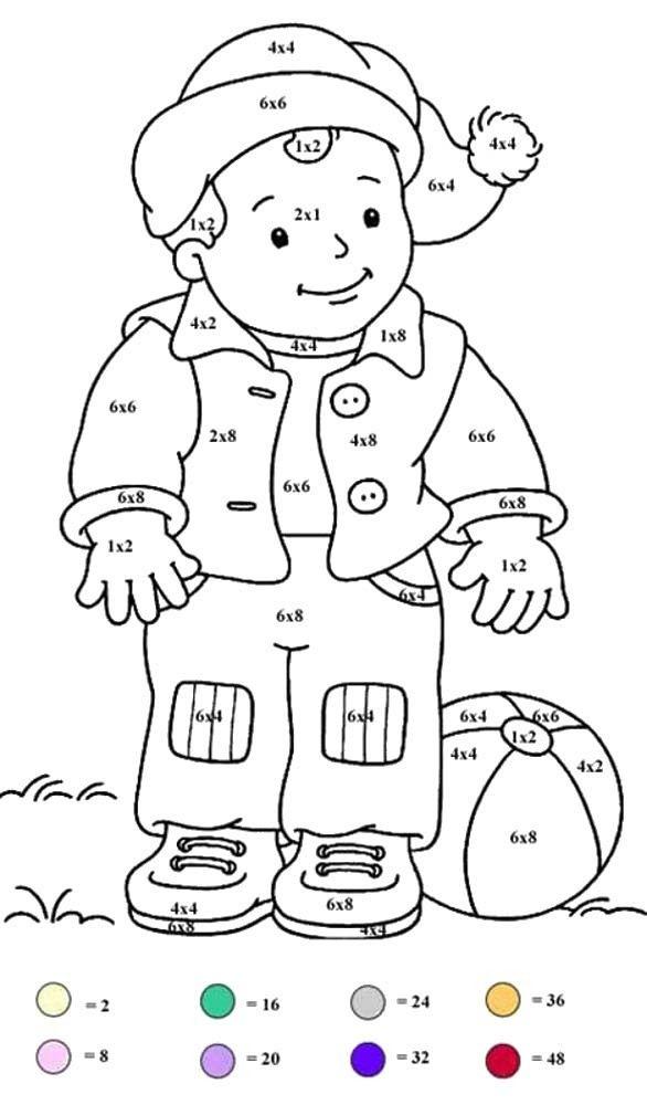 Arbeitsblätter und Aktivitäten für kinder ausdrucken. Funny Addition ...