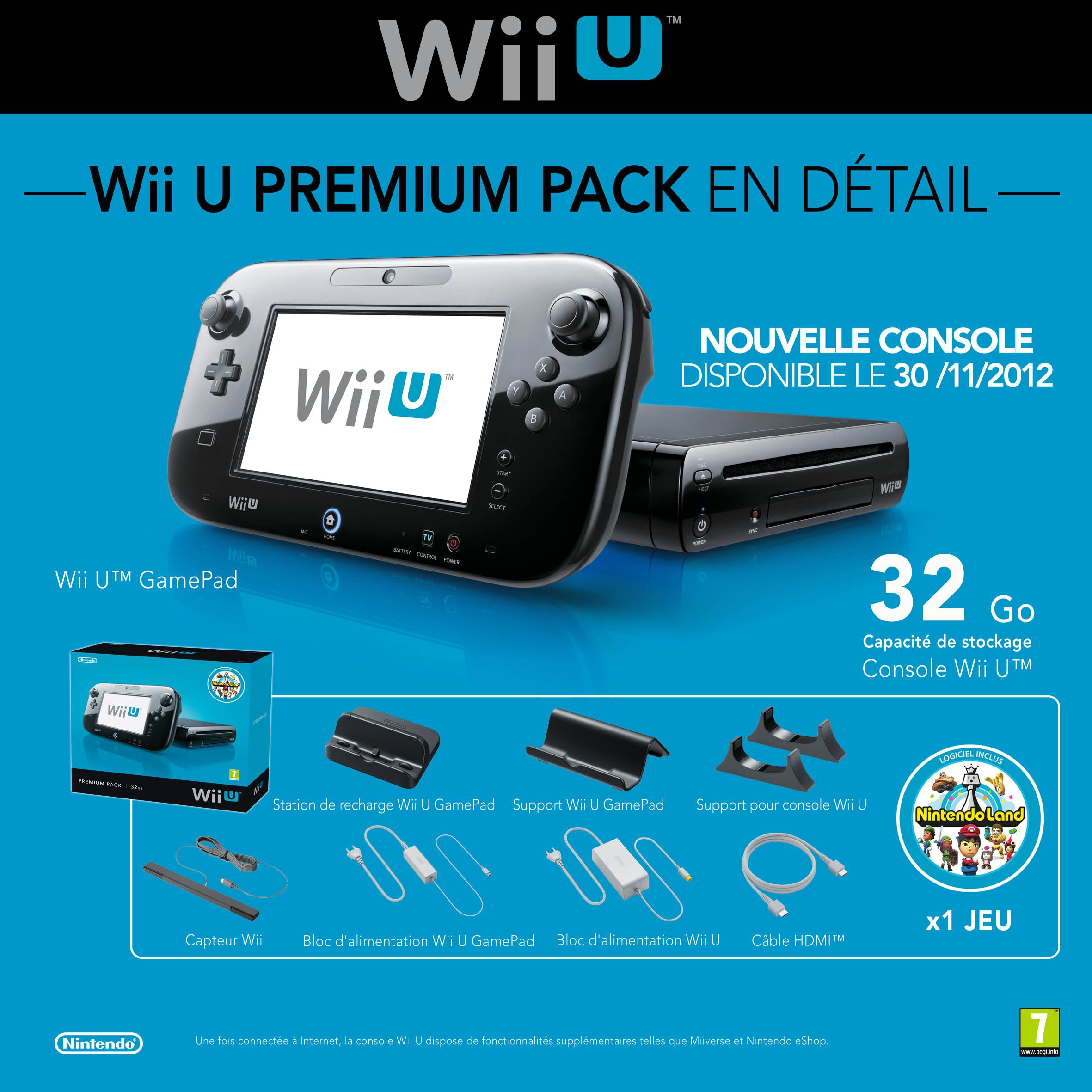 976404f44cb Wii U Premium pack | Tech/gaming/electronics