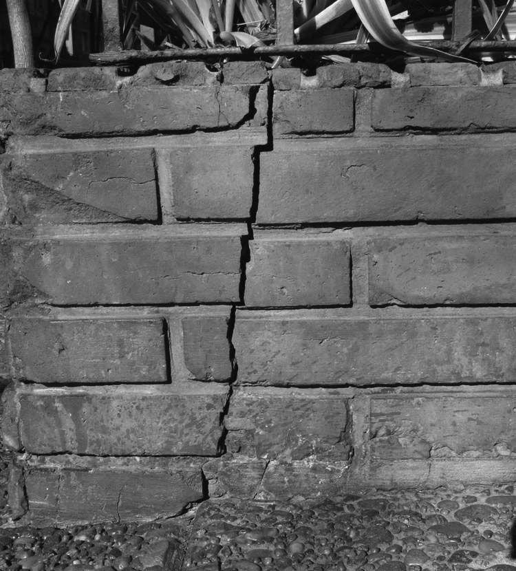 Presupuesto para reparar grietas construcci n obras y - Reparar grietas pared ...