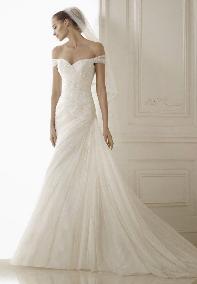 vestidos de novia pronovias 2015 21   cascadas   boda, vestidos de
