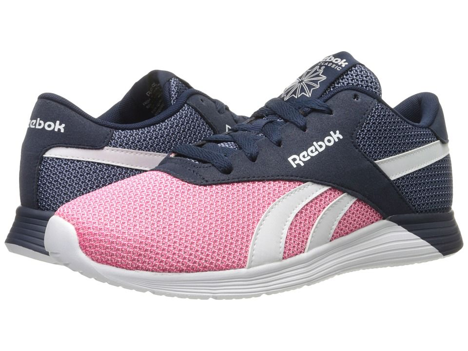 Womens Shoes Reebok Royal EC Ride Fearless Pink/Light Pink/Midnight Blue/Navy/White