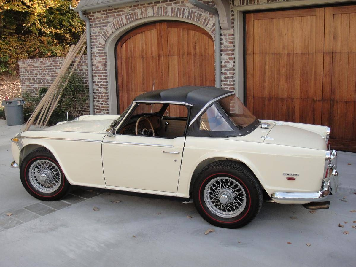 1968 Triumph TR250 | Old Rides 4 | Pinterest | Cars and Vehicle