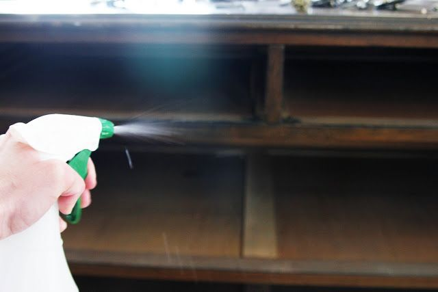Diy how to remove odors from furniture lists several - How to get smells out of wood furniture ...