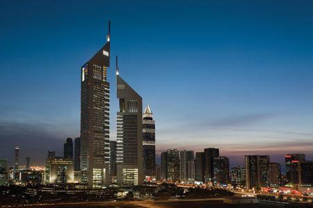 Jumeirah Emirates Towers - Dubai, United Arab Emirates