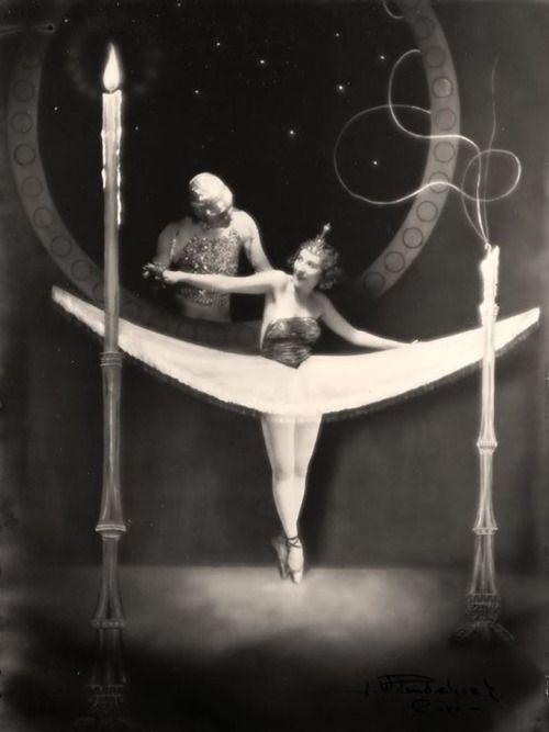 """ourpastdreams: """" James Pondelicek- The Ziegfeld show, 1923"""