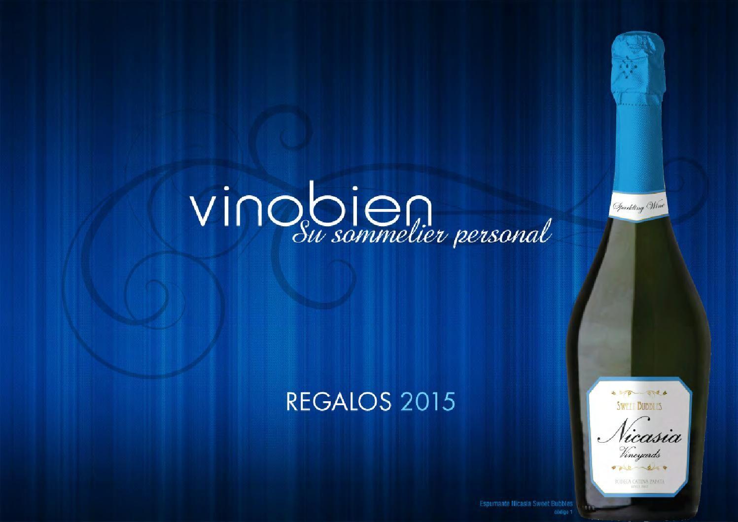 Catalogo vinobien 2015
