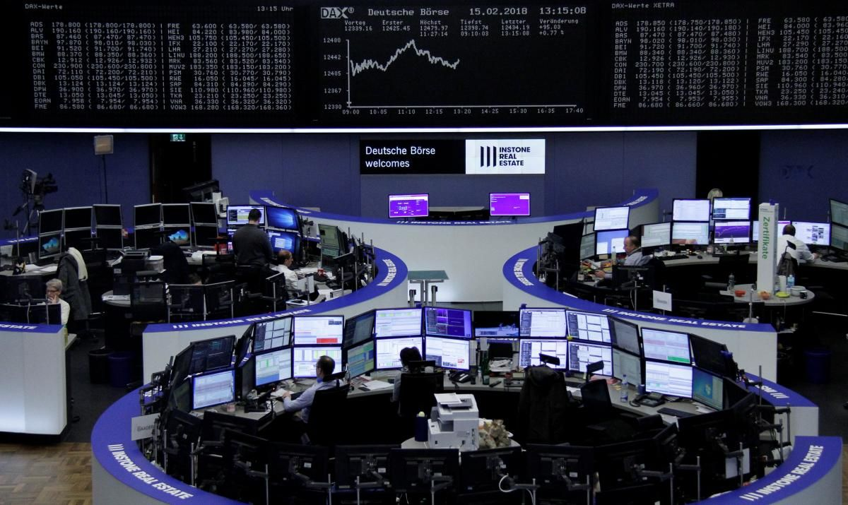 European Shares To Snap 3